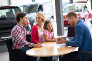 Second Chance Auto Loans in Mukilteo